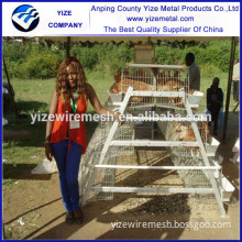 layers cages for chicken farm/chicken metal frame house kit /chicken cage for poultry farming