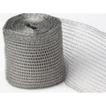 Reine Nickel Drahtgestrickte Mesh Gas-Flüssigkeit Filter