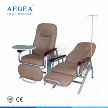 AG-AC006 PVC mattress infusion recliner adjustment hospital chairs for patients