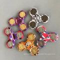 Nouveau Creative Fidget Spinner Bureau Anti Stress Finger Spinner Top Jouet Sensoriel Cube Cadeau pour Enfants Kid