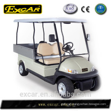 New golf cart price cheap golf cart with cargo bed