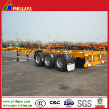 Container Loading 3 Axles Container Trailer on Sale