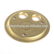 Precisely tailored accessories size brass round flange gasket