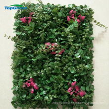 decorative artifical vertical green plant wall for indoors and outdoors