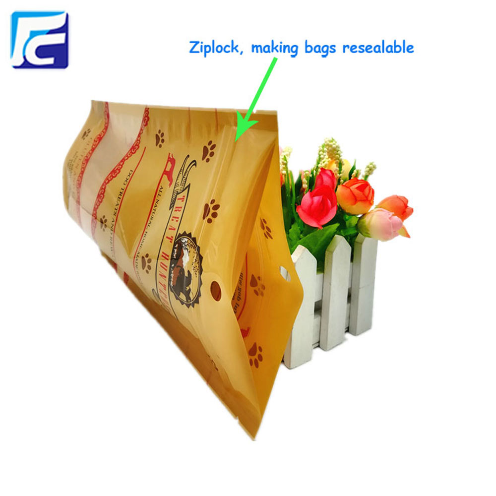 Pet Food Packaging Bag