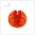 5.8*5.2*3cm Bathroom Ball-Shaped Wall Mount Toothbrush Holder with Suction Cup