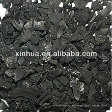 coques de noix de coco charbon actif pour la médecine