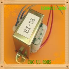 RoHS cobre puro ei 33 transformador