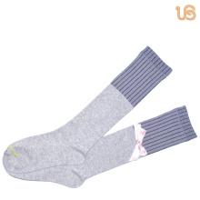 Women′s Long High Cotton Sock