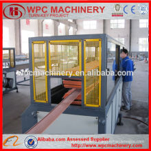 produce pallet furniture window frame floor wood plastic composite turnkey project wpc pallet making machine