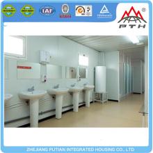 Maison de bain à conteneurs préfabriqués en Chine à vendre