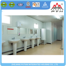 China hot sale prefab container bathroom house for sale