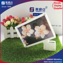 High Transparent Wholesale Square Acrylic Photo Frame
