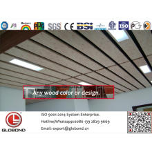 Dibond Interior Wood Panels