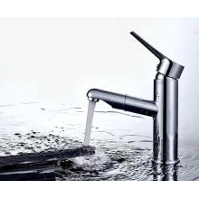 (A0014) Faucet de banheiro de bronze antigo moderno