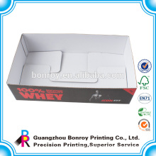 Film lamination match box printing