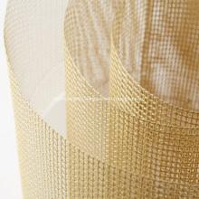 PTFE fiber glass open mesh conveyor belt