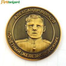 Different Souvenir Coin With Plating