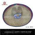 Bonnet de chapeau mexicain sombrero de paille promotionnel
