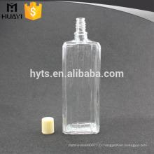 Bouteilles de parfum en verre faites sur commande de Cologne pour l'homme
