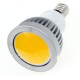 110-240V Warm White / Cool White Spotlight E14/E27 4W COB LED Light Bulbs Lamp