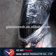 Porzellan schwarz geglüht Eisen Draht