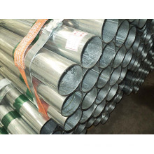 Pre-Galvanized Welded Carbon Steel Pipe & Tube