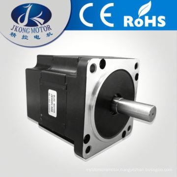 86mm 48V 220W Brushless DC motor for Laser Cutting Machine