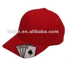 Latest Design Heavy Brush Cotton Baseball Cap And Hat