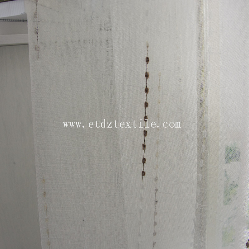 New Sheer Voile Window Curtain