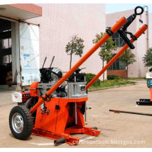 Portable Water Well Drill Rigs for Sale 200m Depth