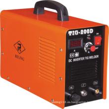 Nueva máquina de soldadura del arco del argón de TIG del inversor de Mosefet (TIG-160D / 200D)