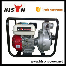 BISON CHINA Taizhou High Pump Lift Fuel Save Pompe à eau d'irrigation à essence forte