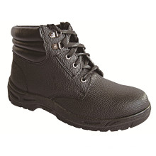 Ufa015 Woodland Black Steel Toe Safety Shoes Uniflame Safety Boots