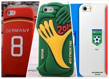 World Cup Phone Case Heat Press Machine