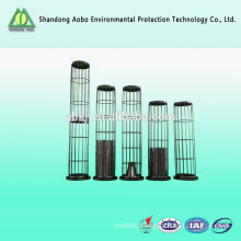 Power plant Coated Epoxy silicone filter bag cage