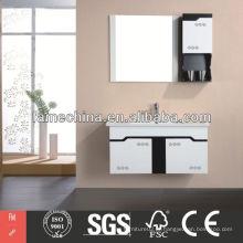 Vaidade do banheiro branco e cinza Hangzhou Hot Sale vaidade do banheiro branco e cinza