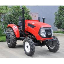 Customized 40HP Compact Tractors 4x4 Wheel Farm Tractor
