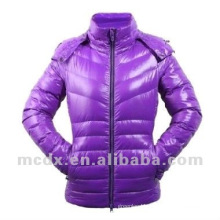 Casual fashion winter quilted down coat women