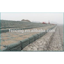 am Meer stabile Gabion Box / Gabionen Box