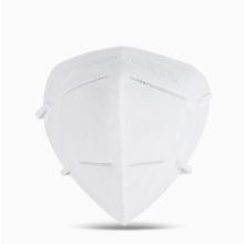 Máscara protetora dobrável descartável KN95 do agregado familiar