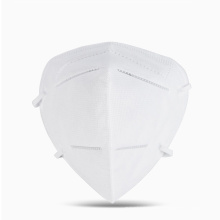 Бытовая одноразовая нетканая складная маска для лица KN95