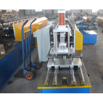 side slider roll membentuk mesin U side guide channel mesin side slider roll forming machine
