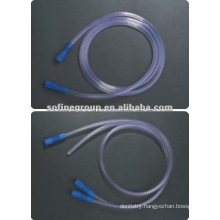Medical Disposable Suction Connecting Tube with CE&ISO