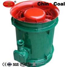 Ventilador eléctrico de la ventilación del extractor del flujo del ventilador de aire de la explotación minera eléctrica 220V / 380V