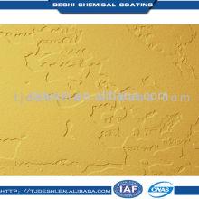 Waterproof interior paint powder coating