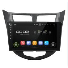 Hyundai Verna /Accent /Solaris  9 inch Android Car Multimedia Player