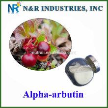 Ingredientes cosméticos CAS 84380-01-8 Alfa arbutin