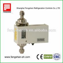 Controles de pressão diferencial / pressostatos