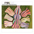 Summer Foldable Paper Hat Part Hat para presentes para crianças